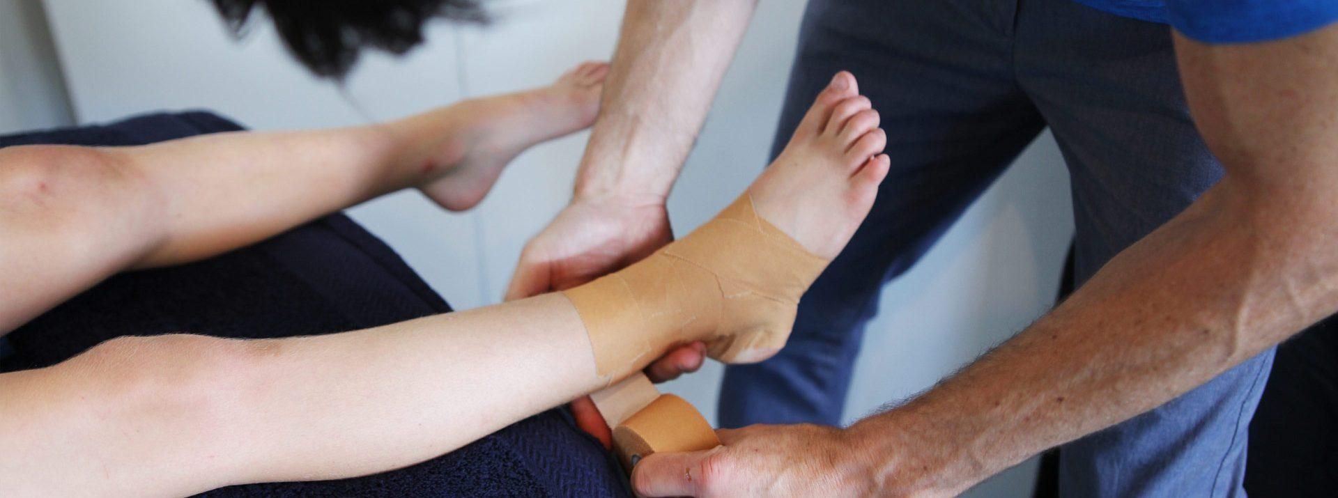 Head to toe physio!